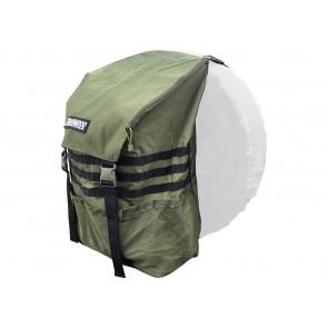 Trasharoo Spare Wheel Trash Bag - Green