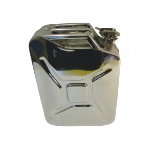 Britpart Jerry Can 20 Litre Stainless Steel