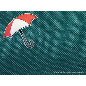 Britpart Waterproof Seat Covers - Green - Front - Discovery 2