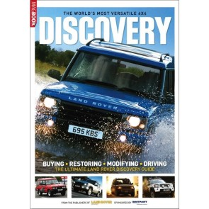 Discovery Magbook From LRO