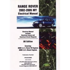 DA3149 Electrical Manual Range Rover L322 200 - 2005