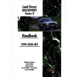 DA3161 Discovery 2 Hand Book 1999 - 2004