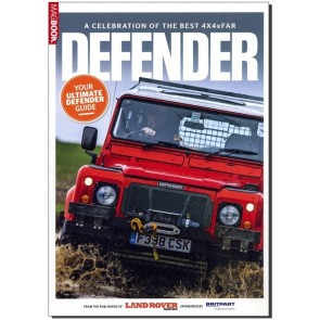 Defender - A Celebration Of The Best 4x4 By Far