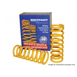 Britpart Performance Lifted Springs Rear (Pair)
