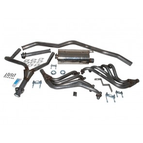 Exhaust 110 3.5 V8 Petrol Sportswith Manifold