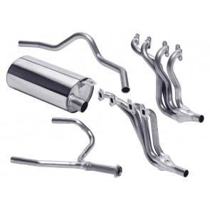 Exhaust 90 Defender 3.5 V8 Sports