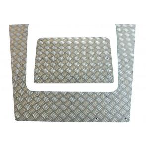 Bonnet Protection For Defender 2007 on - Silver