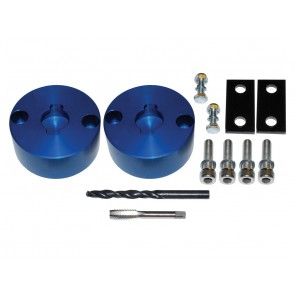 Britpart Discovery 2 Rear +40mm Air Spring Spacer Block Set
