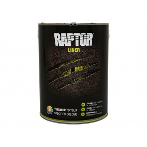 Raptor 5 Ltr - Tintable Finish
