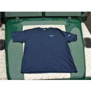 Britpart Blue T-Shirt XXX-Large