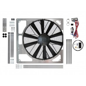 Revotec Electronic Fan Conversion Kit - Td5