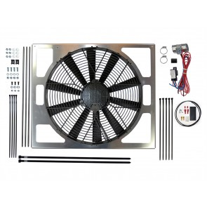 Revotec Electronic Fan Conversion Kit - Defender Tdci