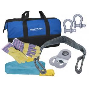Britpart Winching Kit - Basic 1