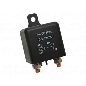 Britpart 200a Split Charge Relay
