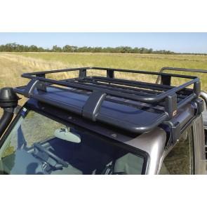 ARB Deluxe Steel Roof Rack 1100x1120mm