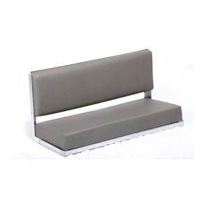 2 Man Bench, Galvanised Frame