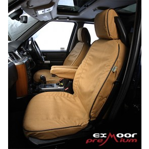 Discovery 3 Seat Covers - Canvas