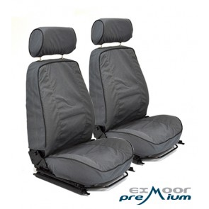 Elite Seat Canvas Covers