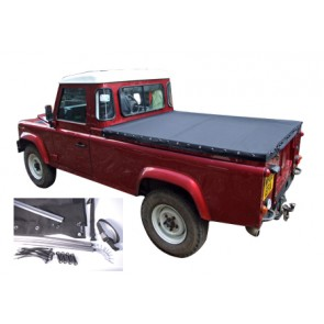 "110"" High Capacity- Tonneau Cover Kit & Support Bars"