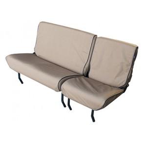 60/40 seats pre 2007 Defender