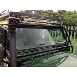 Led light bars devon 4x4 4x4 specialists aurora 40 led light bar mozeypictures Gallery