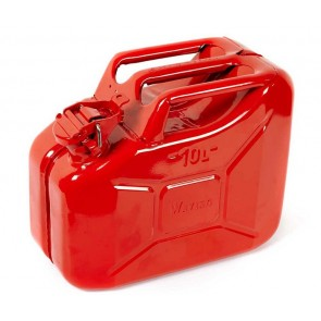 Jerry Can 10 Litre Red