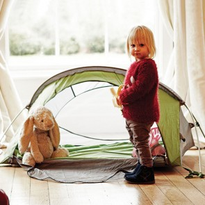 Littlelife Arc 2 Lightweight Travel Cot