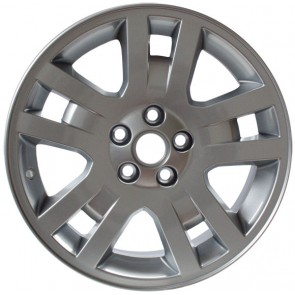 "LR001153 Alloy Wheel Silver Sparkle 7.5 x 17"" Style 2 Freelander 2"