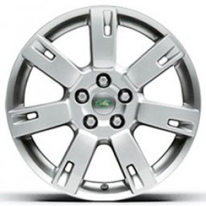 "LR008547 Alloy Wheel Silver Sparkle 8 x 19"" Discovery 3"