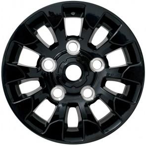 "LR025862 Defender 16x7"" Sawtooth Alloy Wheel - Black"