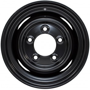 "Land Rover Steel Wheel 5.5x16"" - Primed 2007 to 2016"