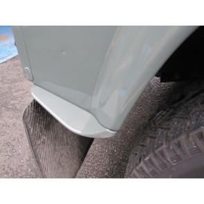 Dirt D-Fender - Rear Rear 90 Smooth