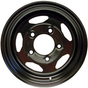 """Land Rover Discovery 1 Steel Wheel 7x16"""" - Primed"""