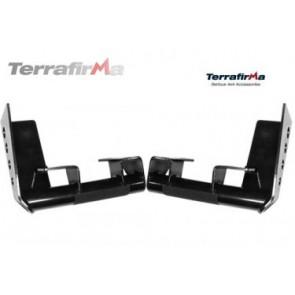 Terrafirma Rear Bumper Corners - Defender 110