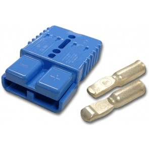 Anderson Plug 175a - Blue