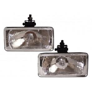 Rectangular Driving Lamp Set (Pair) 55w PRC8238