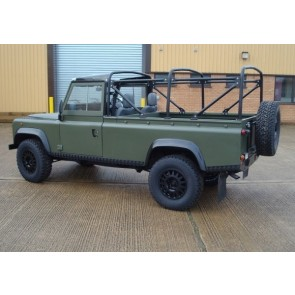 Safety Devices Defender 110 Soft Top