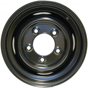 """Land Rover Steel Wheel 5.5x16"""" - Primed 1987 To 2006"""