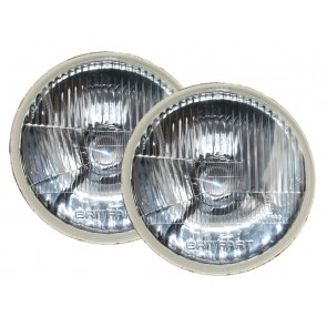 "7"" Sealed Beam To Halogen Conversion Kit  - RHD"