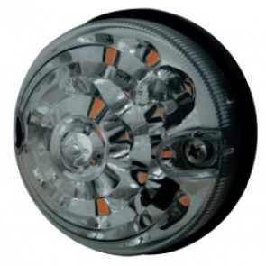 Wipac LED Indicator Rear Clear
