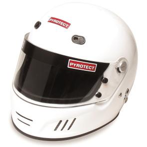 Full faced helmet - XXL White