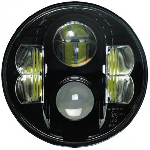 "7"" Guardian LED Headlight RHD"