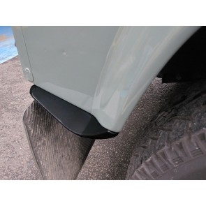 Dirt D-Fender - Rear Rear 90 Textured
