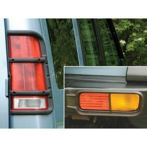 STC50027 Rear End Light Guard Set Discovery 2 1998 to 2005