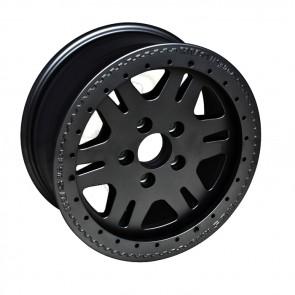 Terrafirma Alloy Beadlock Wheel 5x120 PCD Matt Black