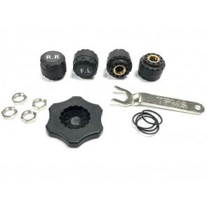 Terrafirma Bluetooth Tyre Pressure Monitoring System