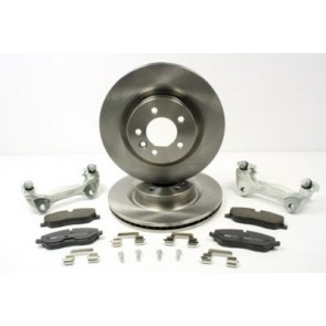 Big Brake Upgrade Pack 2 - Discovery 3, 4 & RR Sport