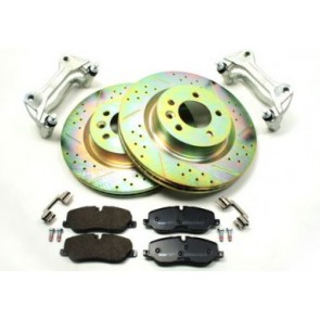 Big Brake Upgrade Pack 3 - Discovery 3, 4 & RR Sport