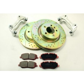 Big Brake Upgrade Pack 4 - Discovery 3, 4 & RR Sport