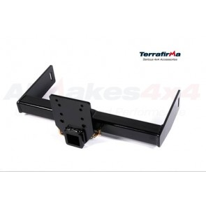 Terrafirma Rear Receiver Hitch - Defender 110/130 Up To 1998